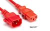 IEC Kabel PROCOM | TwyLock® C13-C14 | Verriegelbares Stromkabel