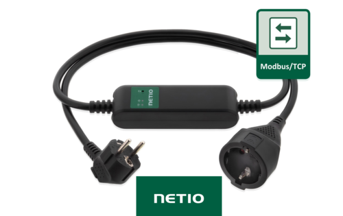 NETIO PowerCable Modbus 101x | Intelligentes Stromkabel