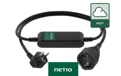 NETIO PowerCable MQTT 101x | Intelligentes Stromkabel